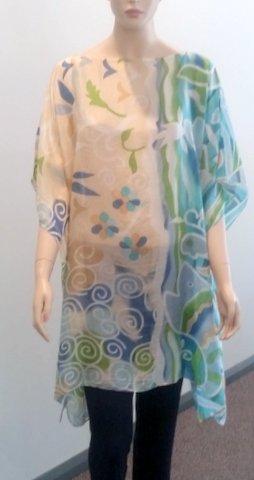 26232b28ecc95 Silk Kaftan   Simply Silk and Bambootoo