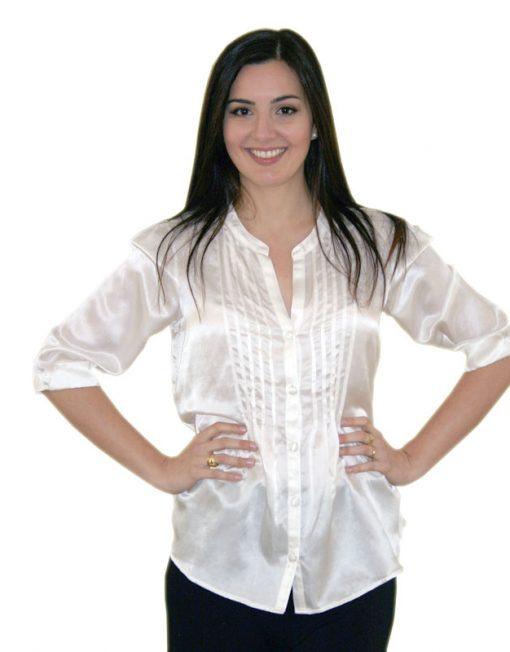 Silk Cotton Shirt - Simply Silk