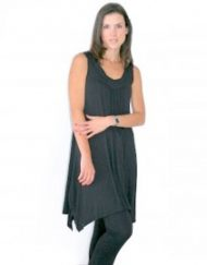 Bamboo Sleeveless Dress- Simply Silk