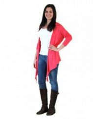 Bamboo Shrug - Simply Silk
