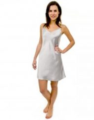 Silk Chemise Nightie - Simply Silk and Bambootoo