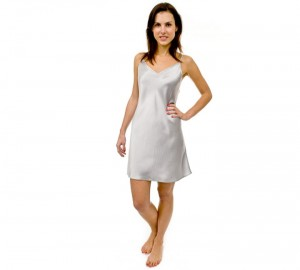 Silk Nightie Chemise - Simply Silk