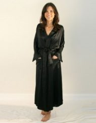 Silk Dressing Gown - Simply Silk