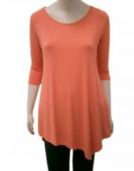 Bambo top with sleeves on special