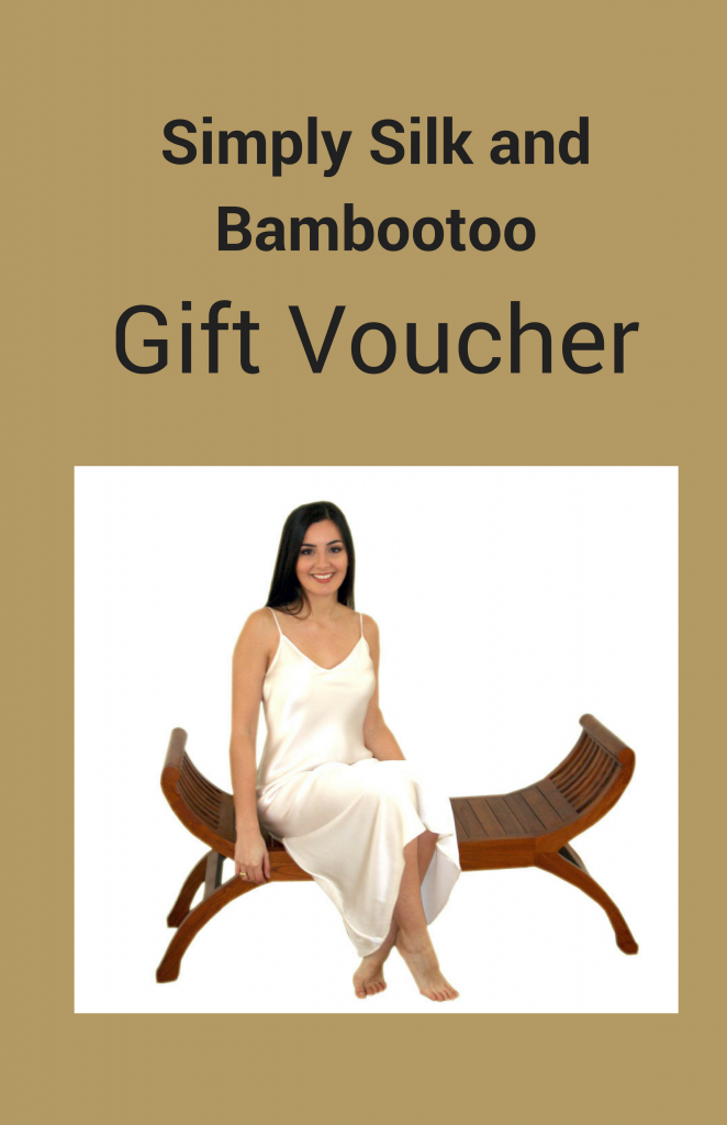 Gift Vouchers - Simply Silk