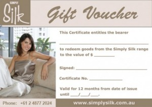 Gift Voucher - Simply Silk and Bambootoo